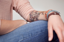 Crucible Tattoo: $198 for $300 Worth of Services — Crucible Tattoo