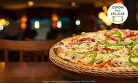 Pizzaria Zebu – Taguatinga Sul: rodízio de pizzas, massas e sushis para 1 ou 2 pessoas