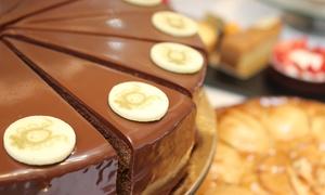 Wiener Kaffeehaus im Luxushotel Derag de Medici: Wiener Kaffeehaus-Nachmittag für 1 o. 2 Personen im Wiener Kaffeehaus im Luxushotel Derag de Medici (bis zu 36% sparen*)