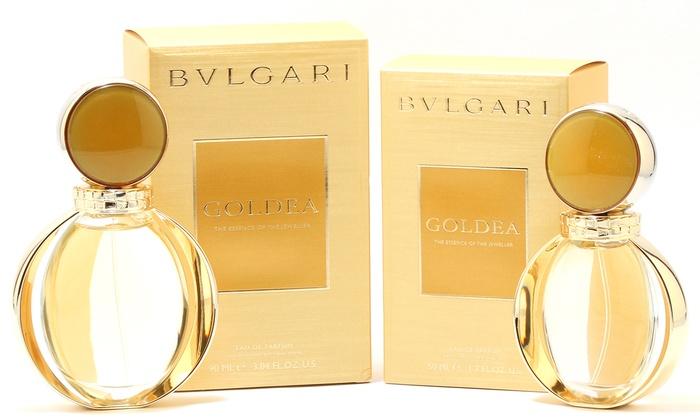 Bvlgari Goldea Eau De Parfum Groupon Goods
