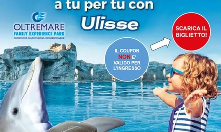 Ingresso Parco Oltremare a 20€euro