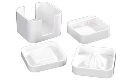 Set di 4 accessori da cucina Wenko