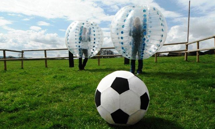 Wilmington Bubble Soccer - Wilmington Bubble Soccer: One Game of Bubble Soccer for 4, 8, or 14 from Wilmington Bubble Soccer (Up to 54% Off)