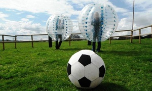 Wilmington Bubble Soccer: One Game of Bubble Soccer for 4, 8, or 14 from Wilmington Bubble Soccer (Up to 54% Off)