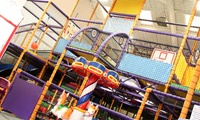 Soft Play Session and Drink for Two or Four at Fourways Play Centre (Up to 55% Off)