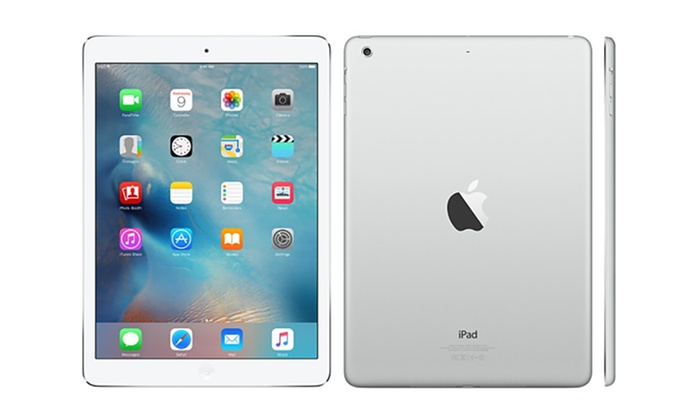 Apple iPad Air reconditionn 16 Go Garantie Apple 1 an à 319 € livraison offerte