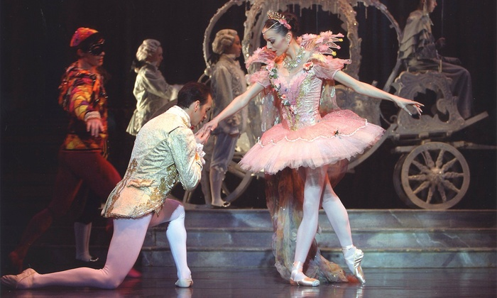 "Prokofiev's Cinderella Ballet - Times-Union Center for the Performing Arts: Jacksonville Symphony Orchestra Presents ""Cinderella"" on Friday, April 29, at 8 p.m. or Saturday, April 30, at 2 p.m."