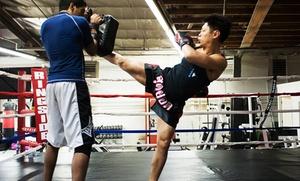 EKF Martial Arts: Kung Fu, Kickboxing, Boxing, Brazilian Jiu-jitsu, MMA, and Taichi Classes at EKF Martial Arts (Up to 62% Off)