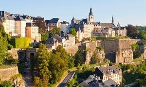 Luxembourg : chambre double Standard ou Supérieure 4* avec option pdj Luxembourg