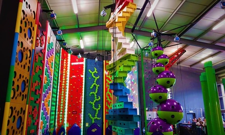 55-Minute Indoor Climbing Session for Two at Clip 'N Climb Derby (34% Off)