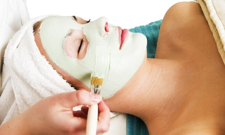 $68 for an Organic Facial and Detox Body Wrap at PeleNova Aesthetic Center ($155 Value)