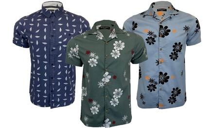 Men's Brave Soul Cotton Shirt