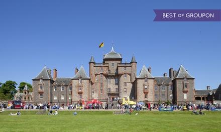The 44th Scottish Borders Historic Motoring Extravaganza