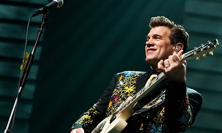 Chris Isaak at Sands Bethlehem Events Center on Saturday, December 20, at 8 p.m. (Up to 50% Off)