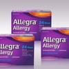 Allegra Allergy Adult 24-Hour Tablets (4-Pack)