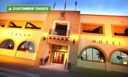 Mildura: 2- or 3-Night Getaway for Up to Four w/ Brekky, Late Check-Out, & Wine at Quality Hotel Mildura Grand, Victoria