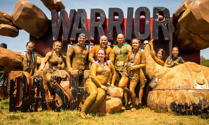 Warrior dash groupon