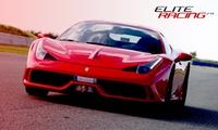 15% de remise en plus de réduction allant jusquà 40% sur des centaines de stages de pilotage avec Elite-Racing