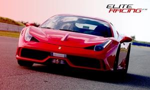 Elite Racing: 15% de remise en plus de réduction allant jusqu'à 40% sur des centaines de stages de pilotage avec Elite-Racing