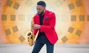 Vandell Andrew: Vandell Andrew Presents: For Lovers Smooth Jazz Concert on Friday, February 12, at 7 p.m.
