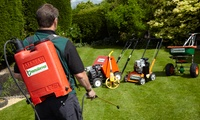 Lawn Treatment for 100, 200 or 400 Square Metres with Greensleeves (Up to 60% Off)