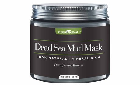 Pure Original Dead Sea Mud Mask (8.8oz.)