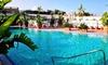 Junior Village - Forio: Ischia: fino a 7 notti per 1 persona in mezza pensione e uso piscine presso il Junior Village