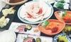 兵庫/川西市 料理自慢の宿が贈る「特選ぼたん鍋コース」を堪能/1泊2食