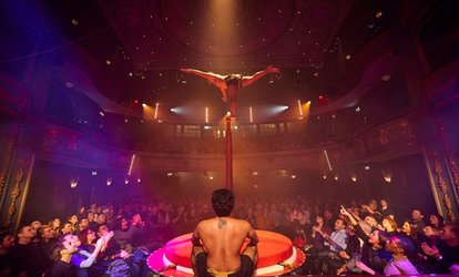 image for La Soirée, Stalls Sitting General Admission Tickets, 11 January - 1 February 2018, Aldwych Theatre, London (50% Off)