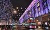 London: 1-4 Tage Weihnachtsshopping mit Busreise & Stadtrundfahrt