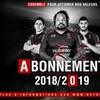Abonnements 2018/2019 au Rugby Club Toulonnais