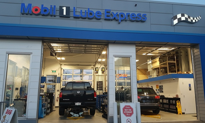 Mobil Oil Change >> Mobil 1 Lube Express