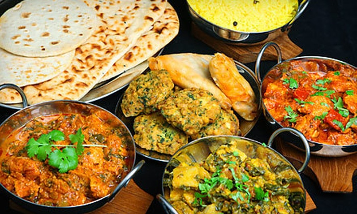Mirch Masala - Seattle: Indian Food for Two or Four at Mirch Masala (Half Off)