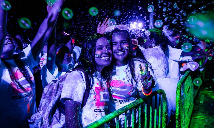 Premier or VIP 5K Entry for One, Two, or Four to The Color BUZZ on Saturday, August 27 (Up to 72% Off)