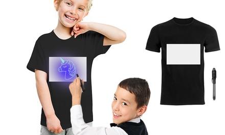T-shirt personalizzabili con penne