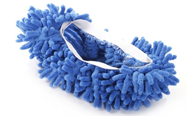 63c52f0a0d3ad Chaussons semelle microfibre   Groupon Shopping