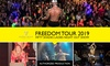 Fifty Shades Male Revue – Up to 68% Off