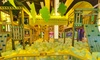 Kids Adventure - Kids Adventure: Indoor Play Place at Kids Adventure (Up to 56% Off). Six Options Available.