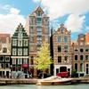 Amsterdam: Zweibettzimmer, Doppelzimmer oder Apartment