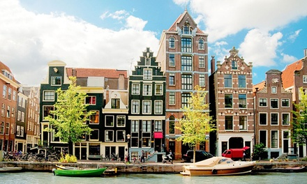 Amsterdam: Plaza Room, Urban Room or Double Apartment for Two with Optional Breakfast at 4* Corendon Village Hotel
