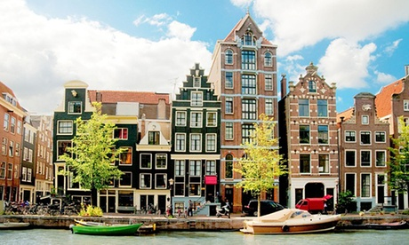 Ámsterdam: habitación doble/twin urban, plaza o apartamento para 2 con opción a desayuno en Hotel Corendon Village 4*