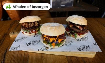 Afhalen of bezorgen in Breda: hoofdgerecht en/of voorgerecht naar keuze bij Old Dutch