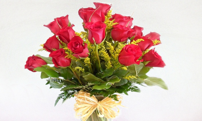 THE FLOWER CHOICE - Liberia: $60 for $80 Groupon — The Flower Choice