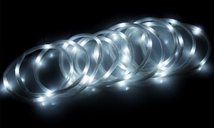 Pure Garden Solar Rope Light at Pure Garden Solar Rope Light, plus 9.0% Cash Back from Ebates.