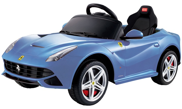 kids licensed ferrari f12 12v ride on car kids licensed ferrari f12 12v ride
