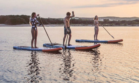 Pack Stand Up Paddle con accesorios