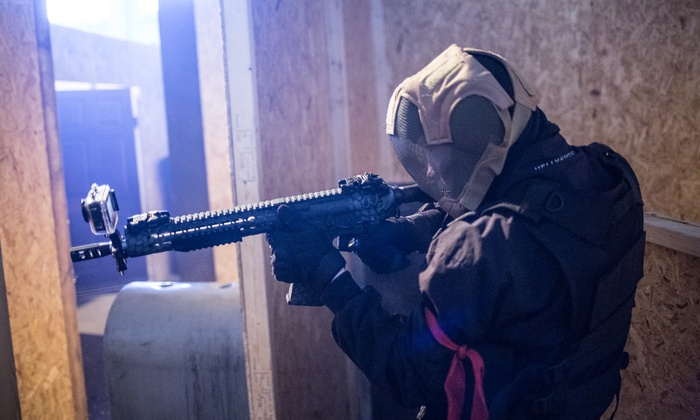 Two- or Four-Hour Airsoft Experience with Two Magazine Fills for One, Two or Four at Kill House Airsoft (Up to 57% Off)