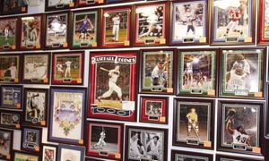 Sports And More: $25 for $50 Worth of Sports Apparel and Memorabilia at Sports And More