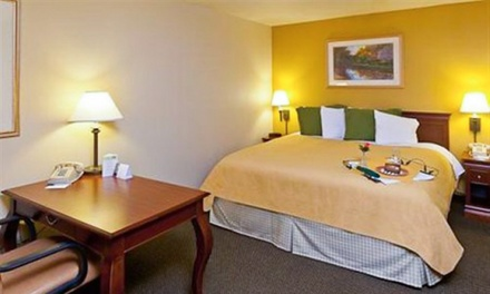 Stay at Country Inn & Suites by Carlson in Bothell, WA. Dates into February 2018.