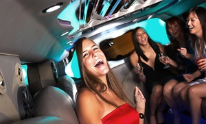 Thrills On Wheels, LLC: Two-, Four- or Six-Hour Party Shuttle Rental from Thrills On Wheels, LLC (50% Off)